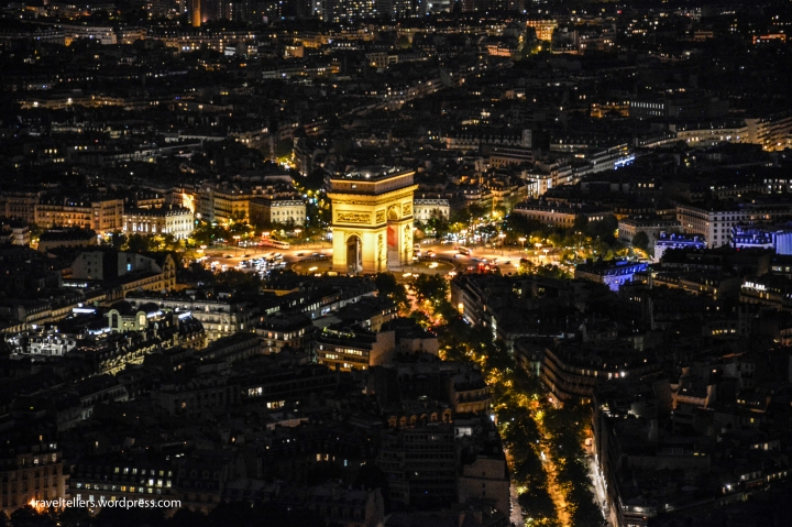 133_Arc de Triomphe from Eiffel-2