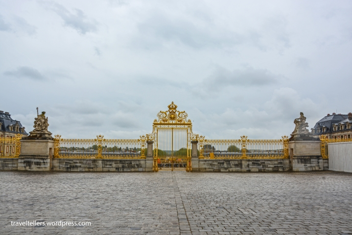 143_Chateau de Versailles Royal fence-2