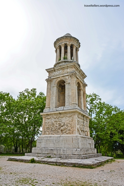 004_Mausoleum of the Julii-2