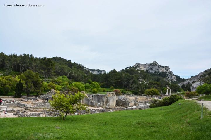 010_Glanum archaeological site-2