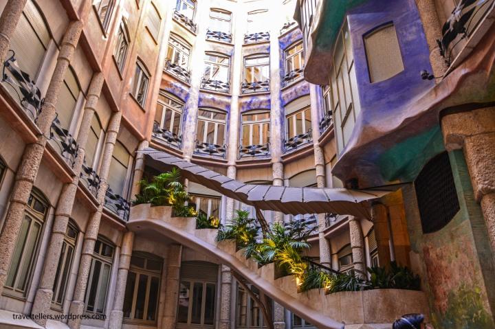 003_Casa Mila_Courtyard-2