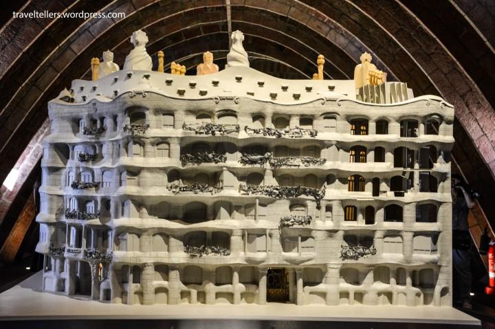 014_Casa Mila_Gaudi Museum-2