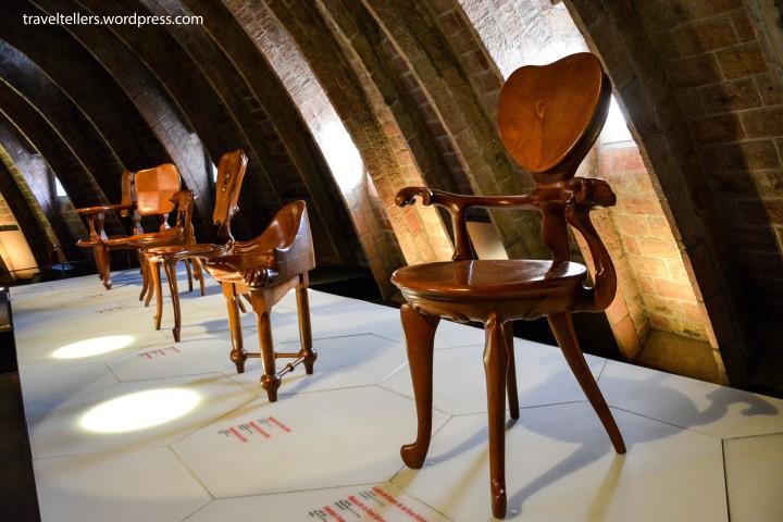 017_Casa Mila_Gaudi Museum-2