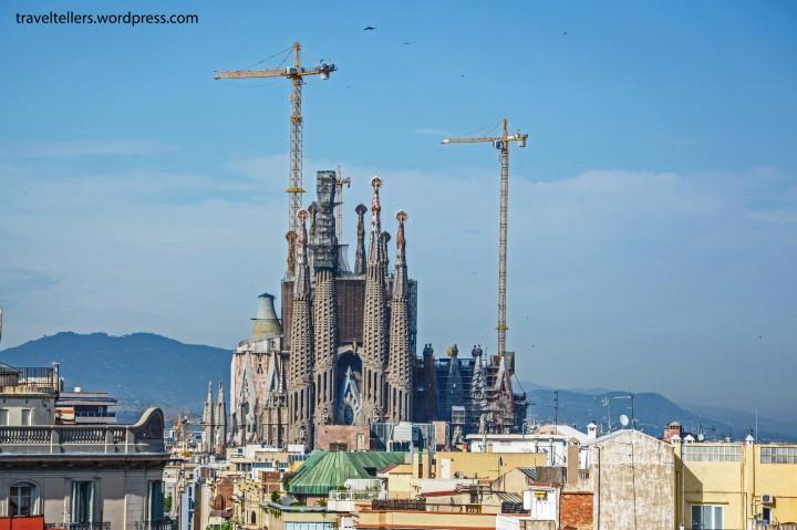 061_Sagrada Família_Roof-2