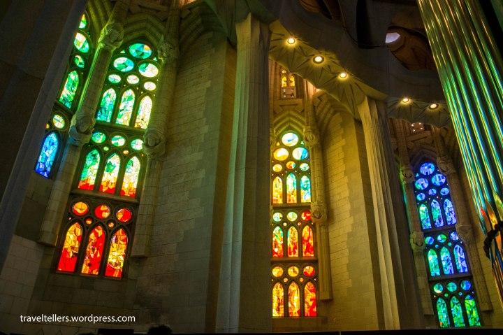 064_Sagrada Família_Interior