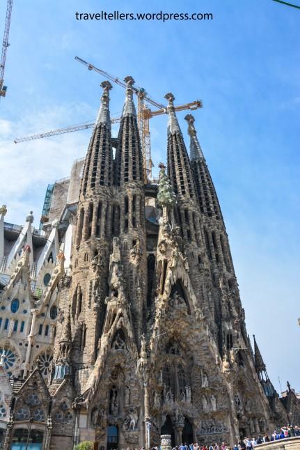 071_Sagrada Família_Nativity Facade-2