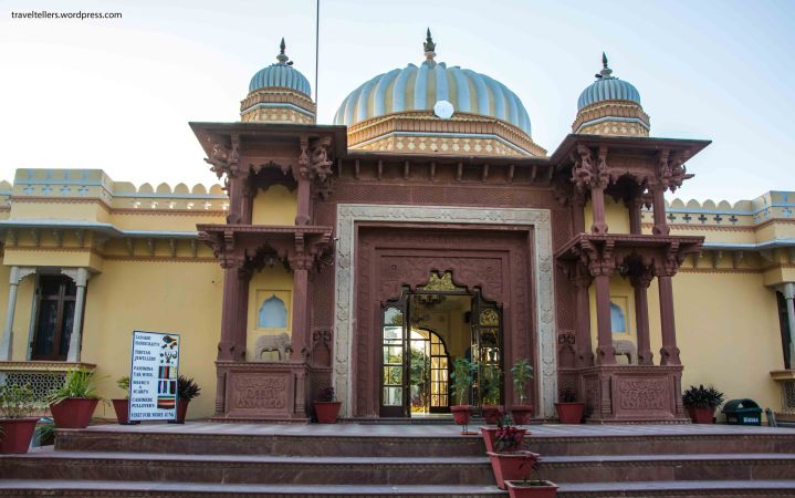 003 Amar Mahal Main Entrance