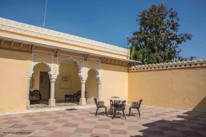 013 Amar Mahal Room Courtyard