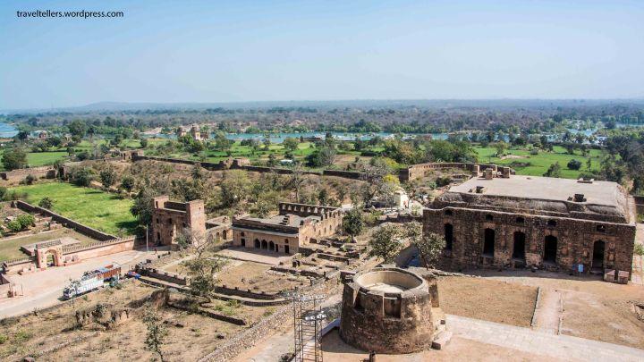 096 Hamam Khana from Jahangir Mahal