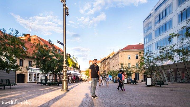European Square, Zagreb