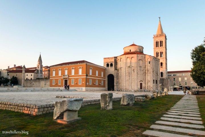 Church of St Donatus, Zadar