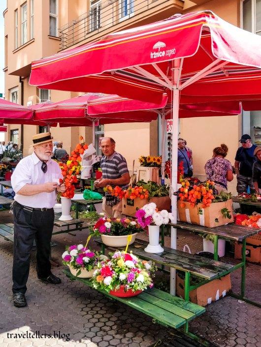The Dolac Market