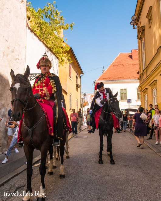 Changing of the Guard Ceremony, Zagreb