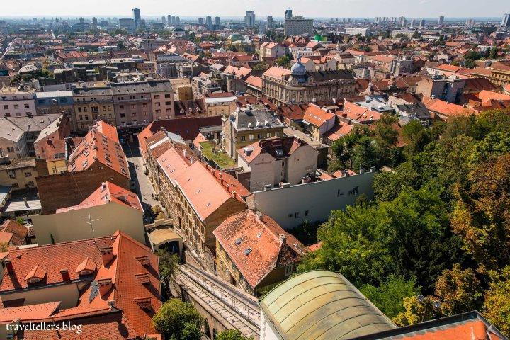 LotrščakTower, Zagreb