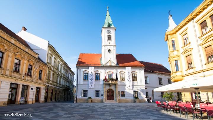 Varazdin Town Hall