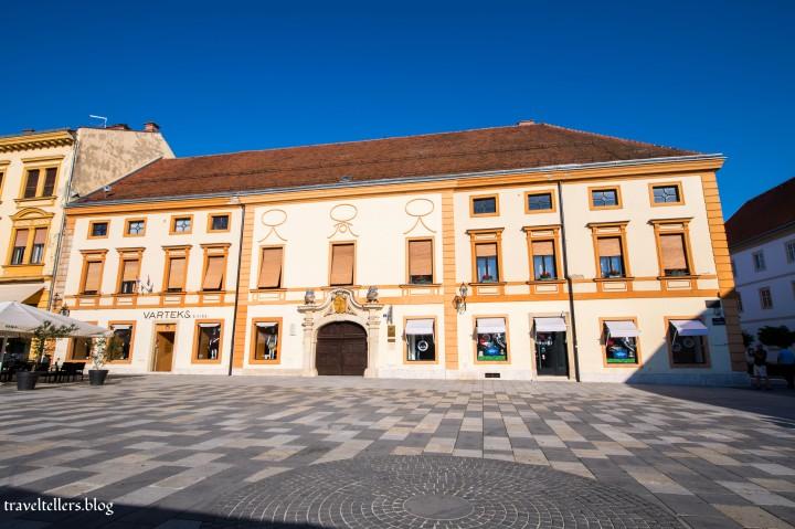 Drašković Palace Varazdin