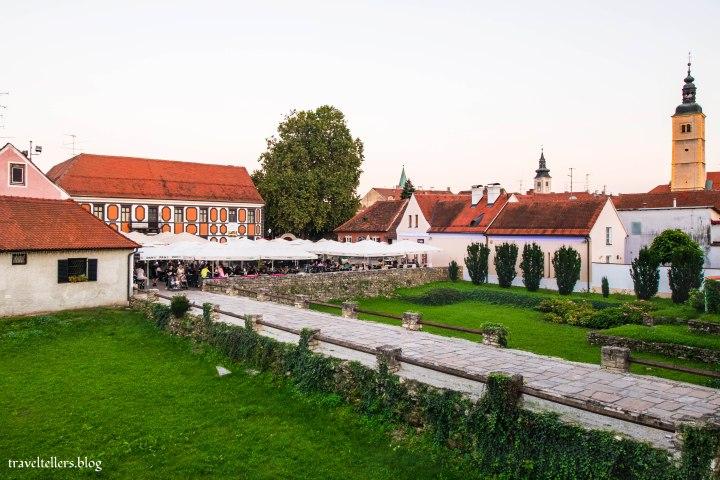 Miljenko Stančić Square Varazdin