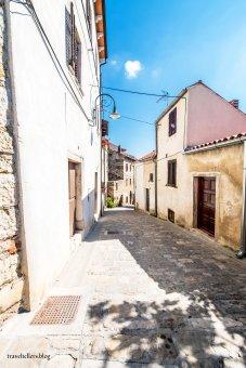 A Street in Buje